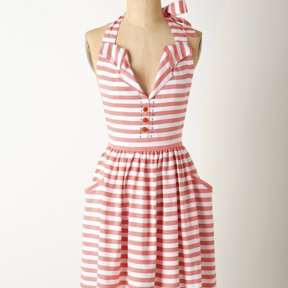 Anthropologie, Kennedy May Apron, NWT